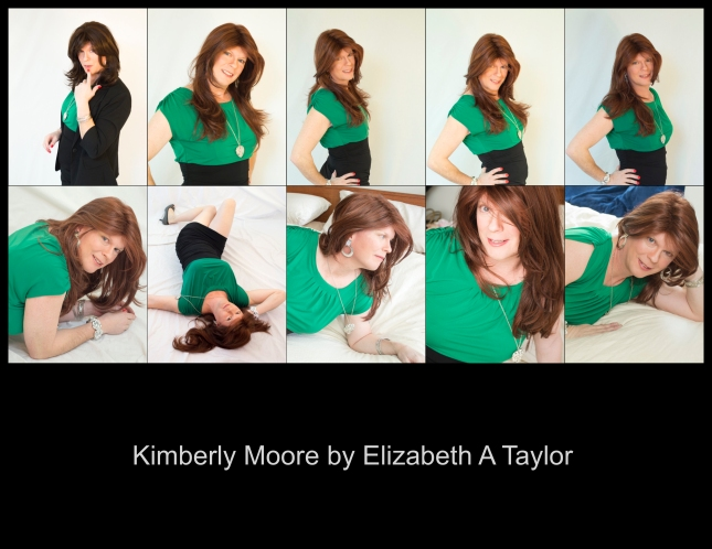 Which photo of Kimberly is your favorite? Tell me which one and why in