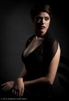 Halloween Noir: Femme Fatale Dawn Dreams ofMurder