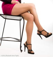 Erica to Compete in Sexy LegsContest