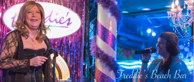 Freddie's Beach Bar Opener