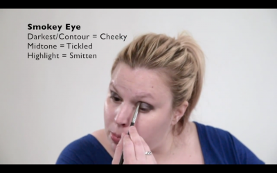Watch this video to learn how to create a dramatic, smokey eye look perfect for the club.
